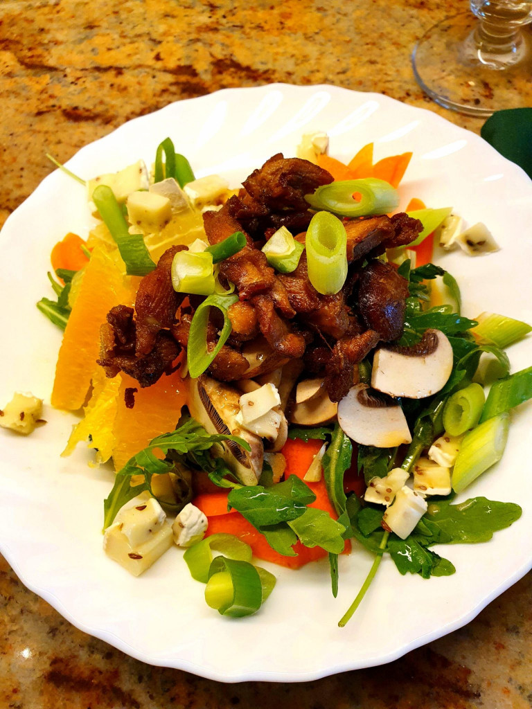 Komplexer Salat